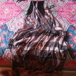 Bcbg dress with pockets